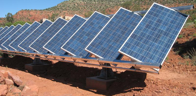 Solar Tracking Systems