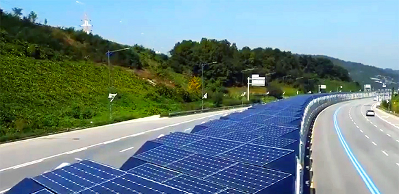 Solar-Road