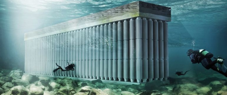 Netherlands-Firm-Designs-Floating-Sea-Wall-That-Harvests-Wave-Power-1