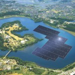 The World's Largest Floating Solar Power Plant is now Under Construction