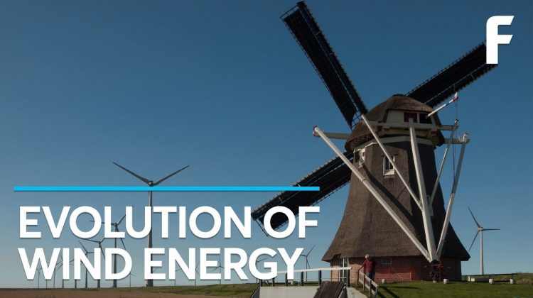 The Future of Energy is Blowing in the Wind
