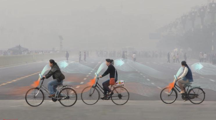 Clean Air Bicycle