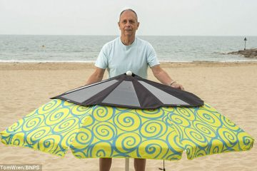 Solar Powered Gadget