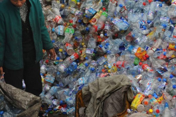 Global Economic Crisis Starts To Hit China's Recycling Sector