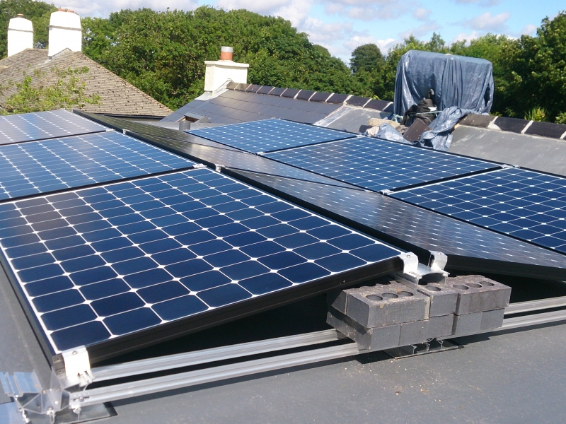 How Tesla Mounts Solar Panels On Your Roof Greentech News