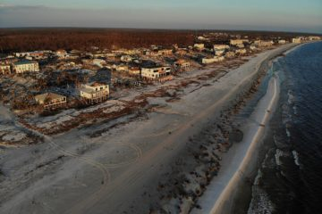 Rising sea levels, high-tide flooding and the impact climate change is having on U.S. coasts